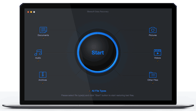 iBeesoft Data Recovery for Mac