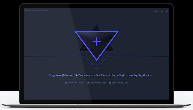 buscador de archivos duplicados de ibeesoft