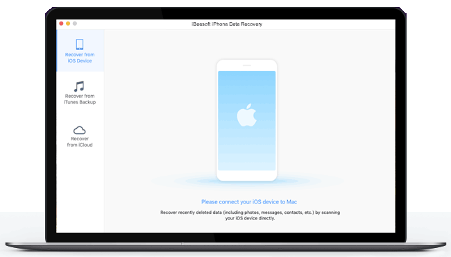 iphone data recovery mac