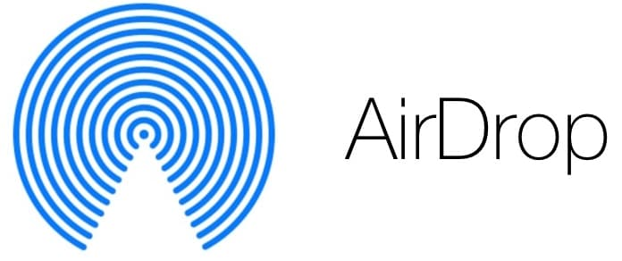 airdrop on iphone not working