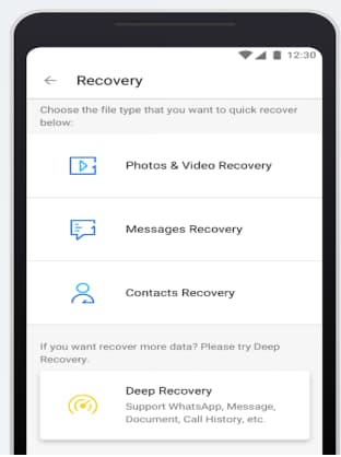android app to recover corrupted sd card