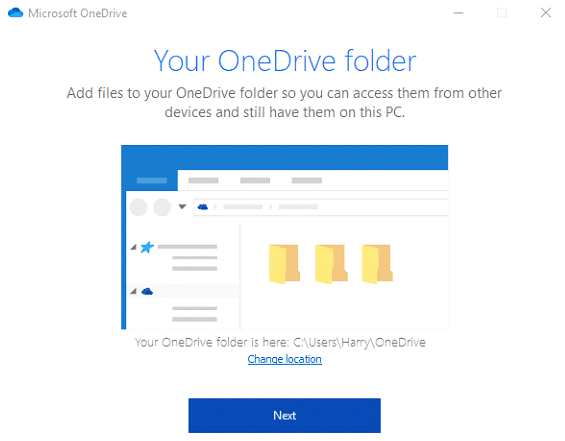 backup pc to onedrive