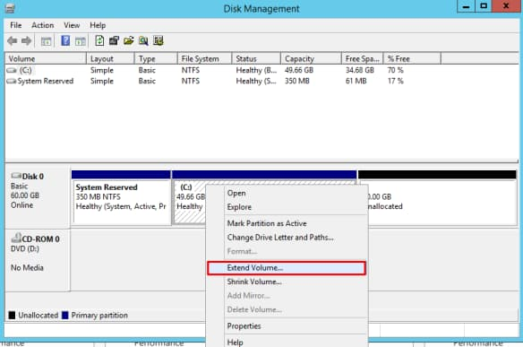C drive full how to increase space