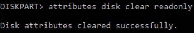 sandisk not formatted error