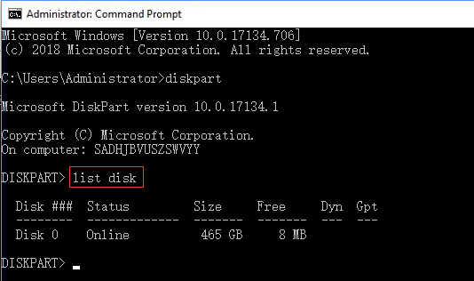 how to format hard disk using cmd