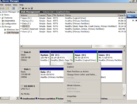 extend hard drive partition windows 8.1