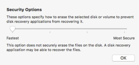 permanently remove sensitive files