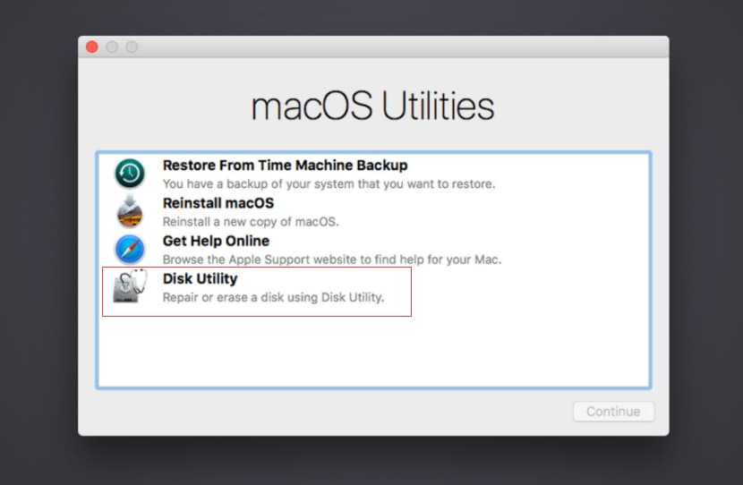 how to wipe mac after virus