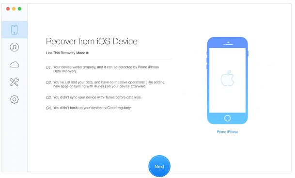 best free iphone recovery software