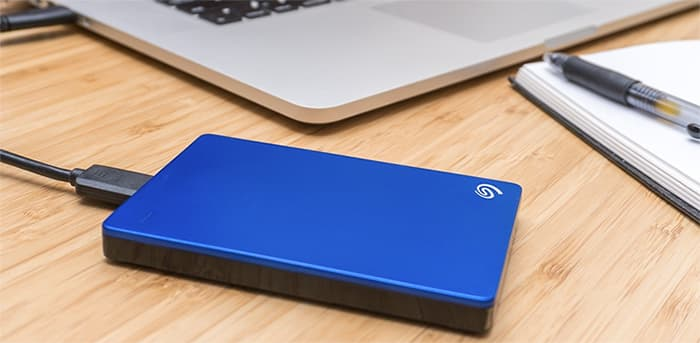 how to recover files from seagate external hard drive