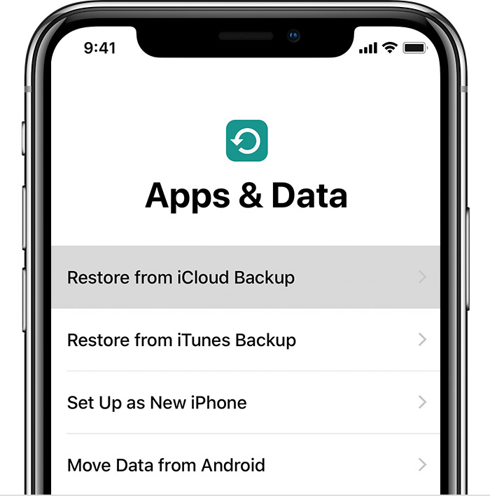 recover deleted photos from DCIM folder on iPhone