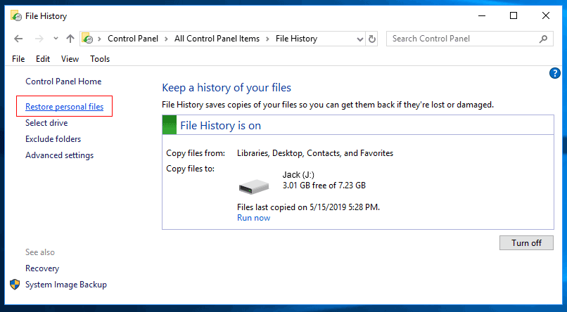 4 Ways for How to Recover Deleted Files in Windows 10