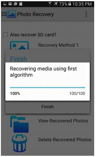 sd card photo recovery app for android