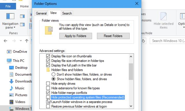 How to Show/See/View Hidden Files in Windows 10 in 4 Ways