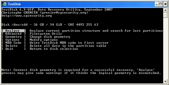 data recovery windows 10