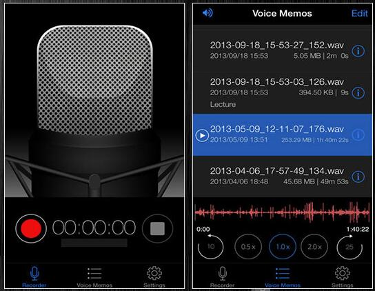 10 Best iPhone Voice Recorders You Must Know