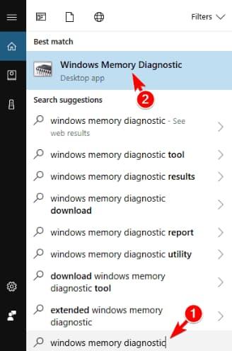 whea uncorrectable error windows 8