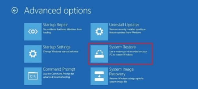 how to recover uninstalled programs on Windows 7